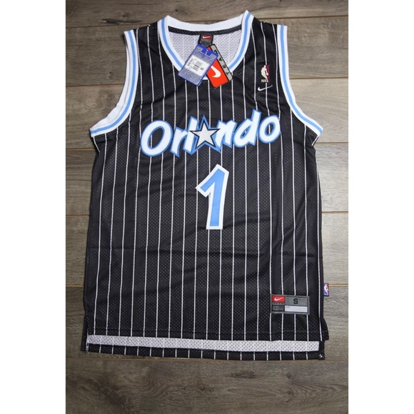 1e1433827 Nike Shirts | Penny Hardaway 1 Orlando Magic Throwback Jersey | Poshmark